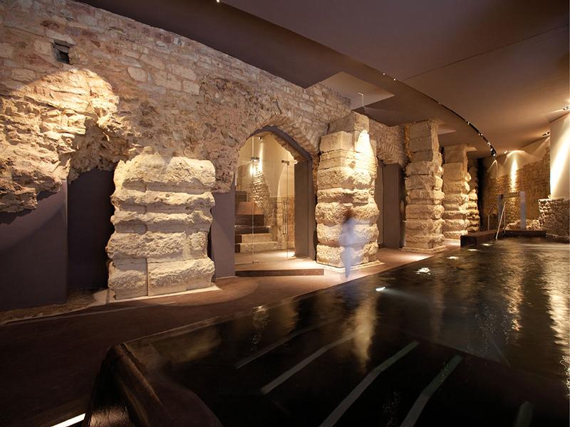 Centri Benessere in Umbria. La Spa si fa museo