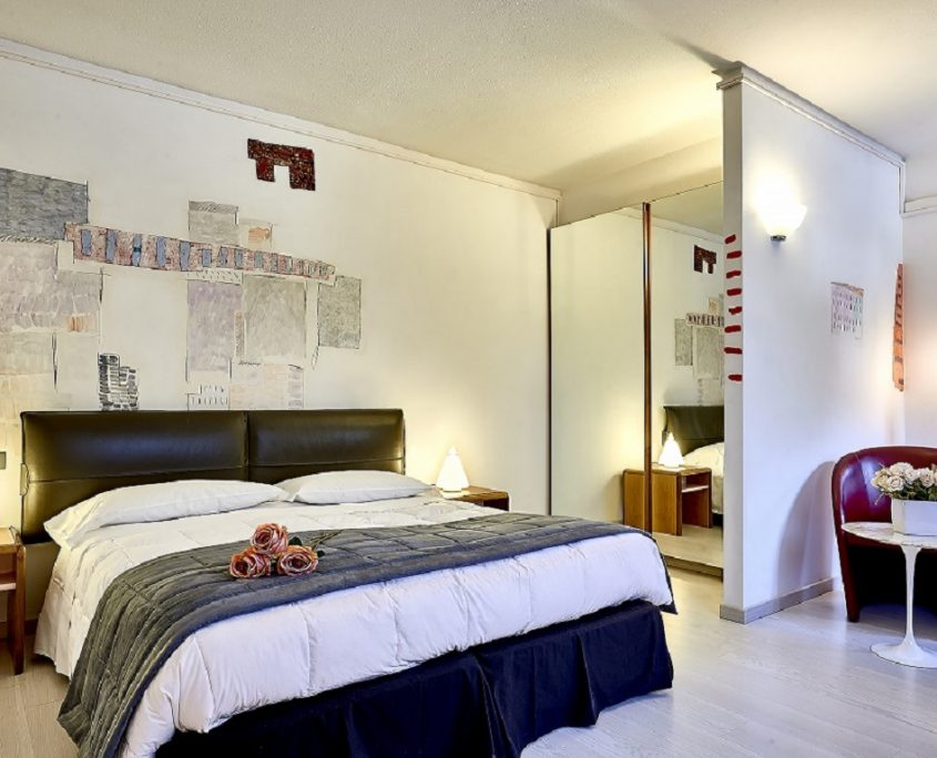 camera Albornoz Palace Hotel Spoleto