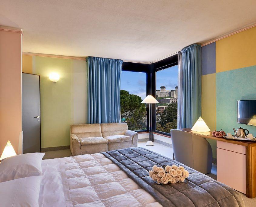 Suite Albornoz Palace Hotel Spoleto
