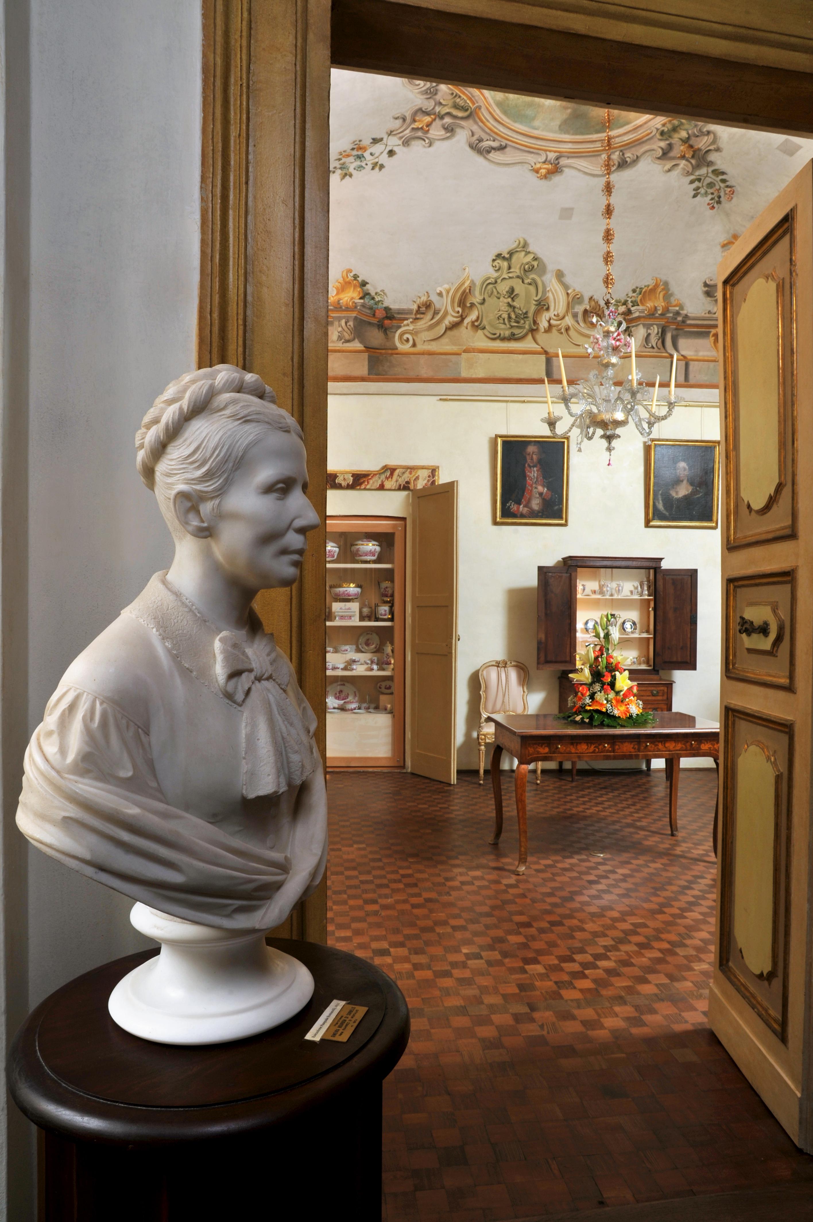 Itinerario letterario: Palazzo Sorbello a Perugia