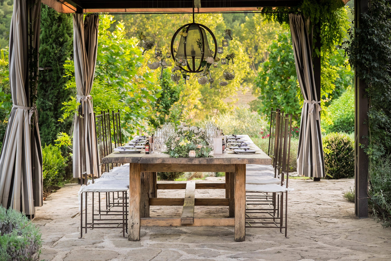 Main External Dining area