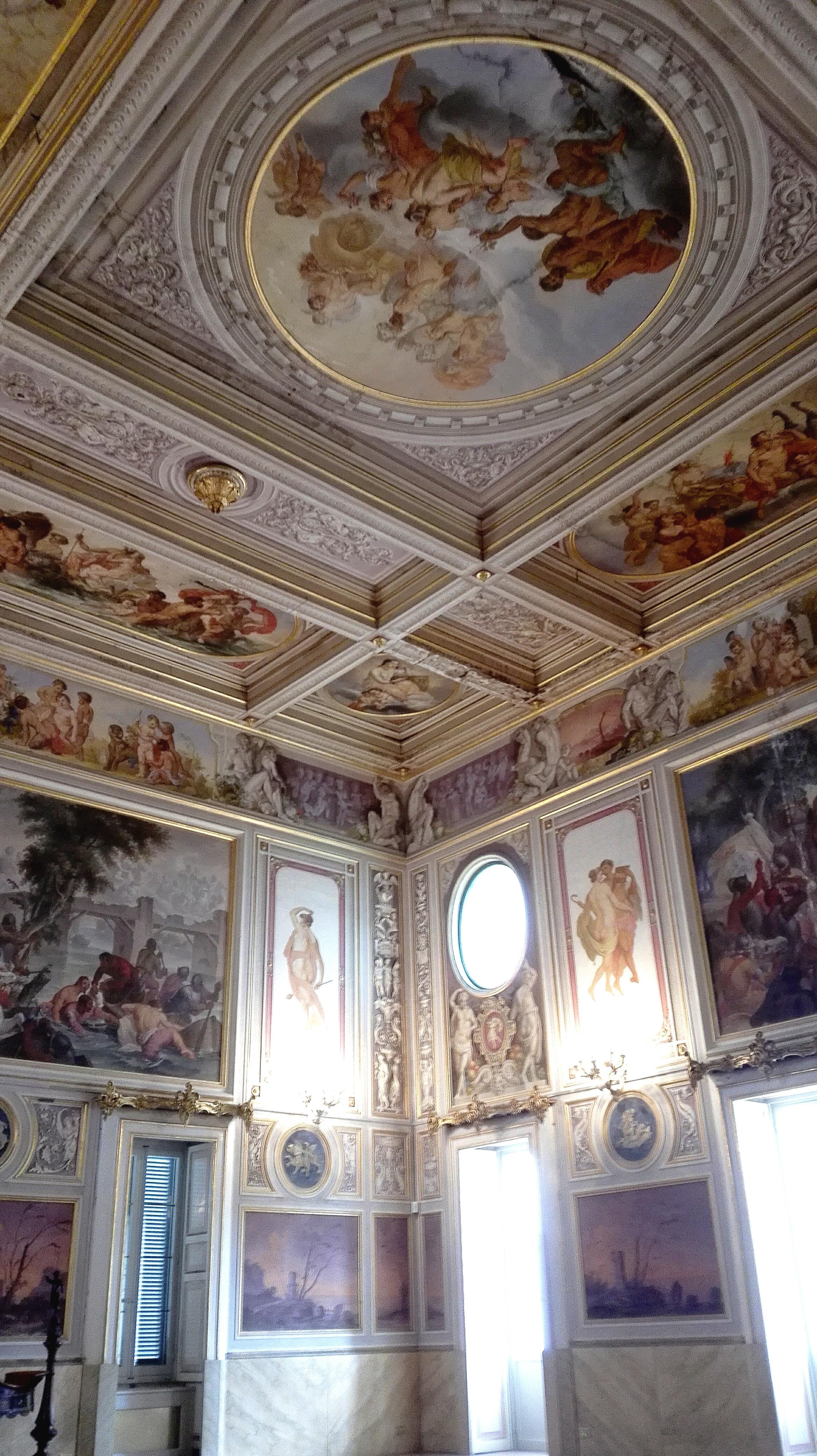 04 Palazzo Marignoli Sala da ballo