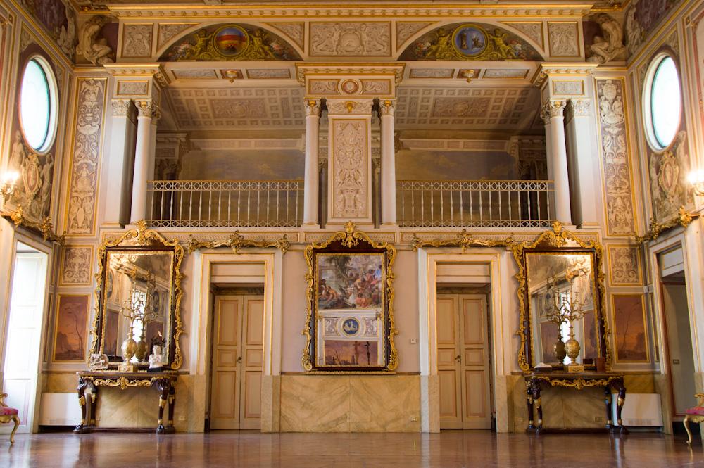Palazzo Marignoli, una dimensione d'arte senza tempo