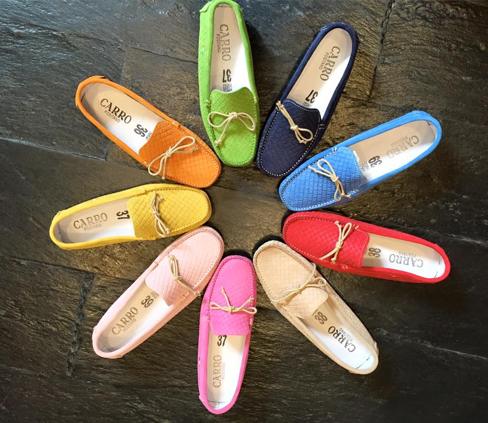 Moccasins Spring Summer 2019:  the most glamorous new trends