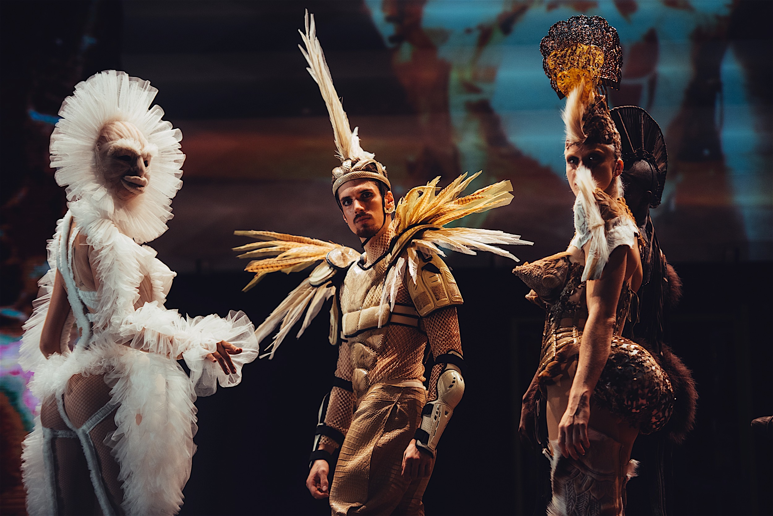 La Moda al Festival di Spoleto 2019