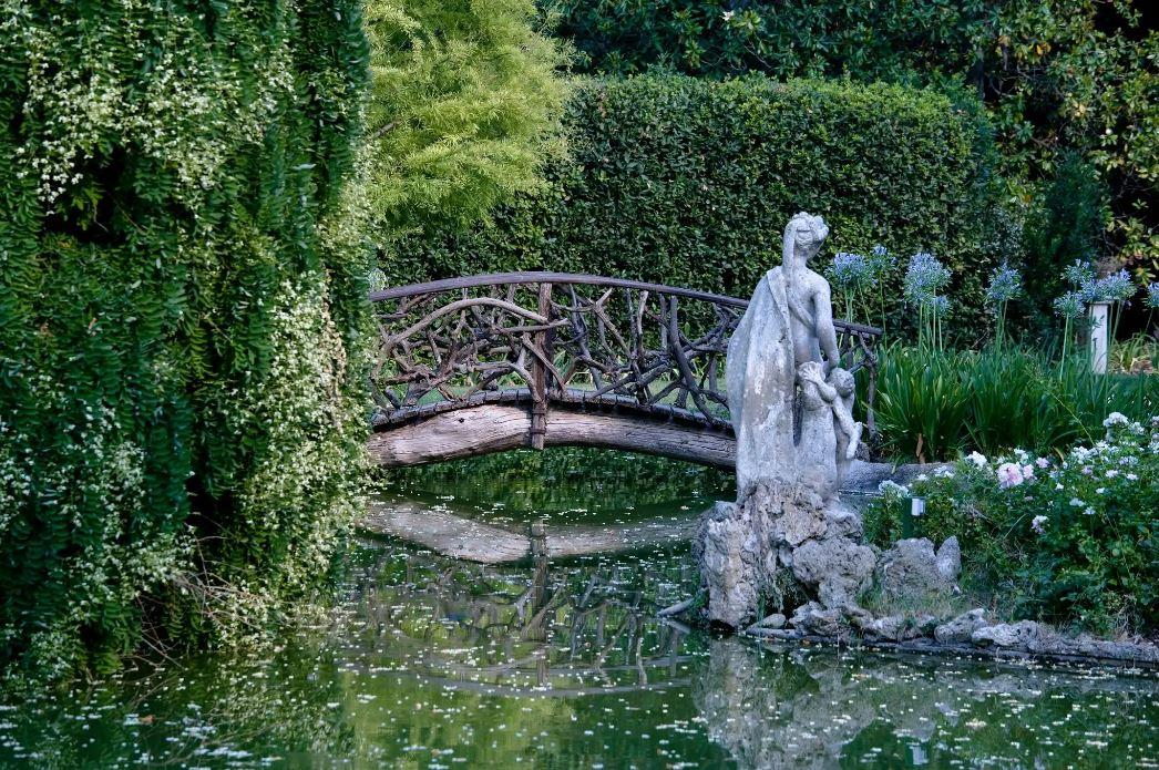 I 5 Giardini piu belli del Centro Italia da visitare almeno una volta Parco Storico Seghetti Panichi 4
