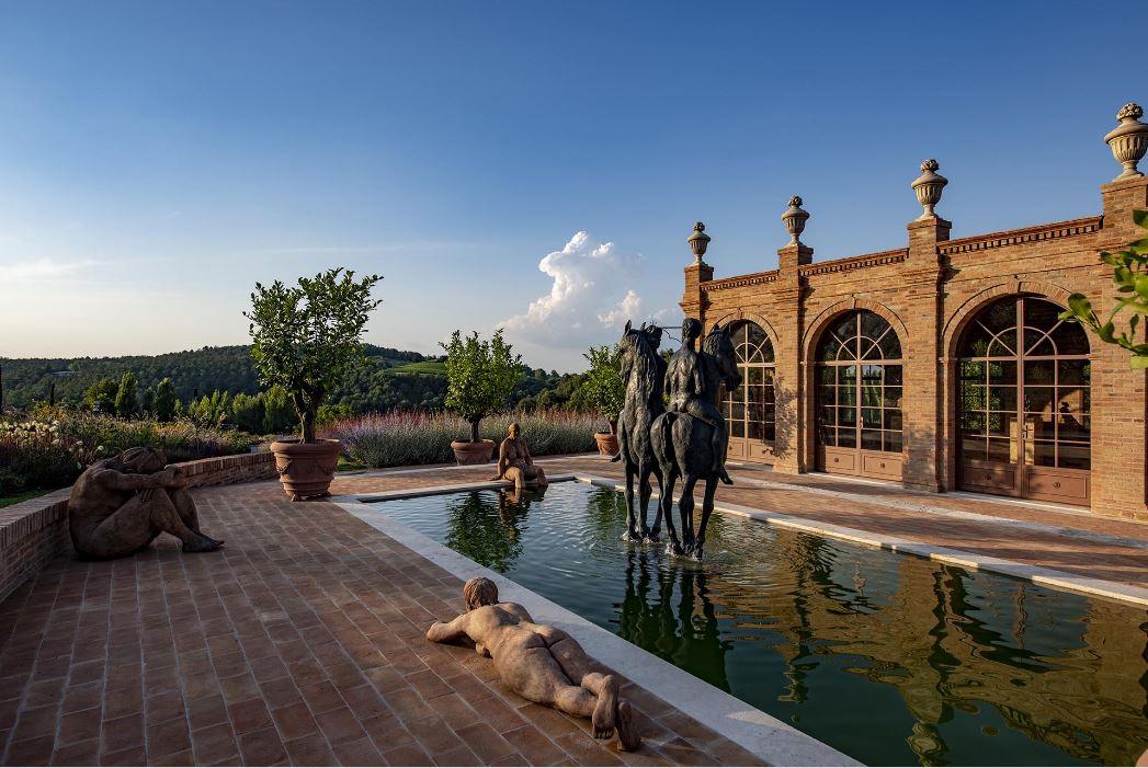 I 5 Giardini piu belli del Centro Italia da visitare almeno una volta Parco Villa Trecci 2