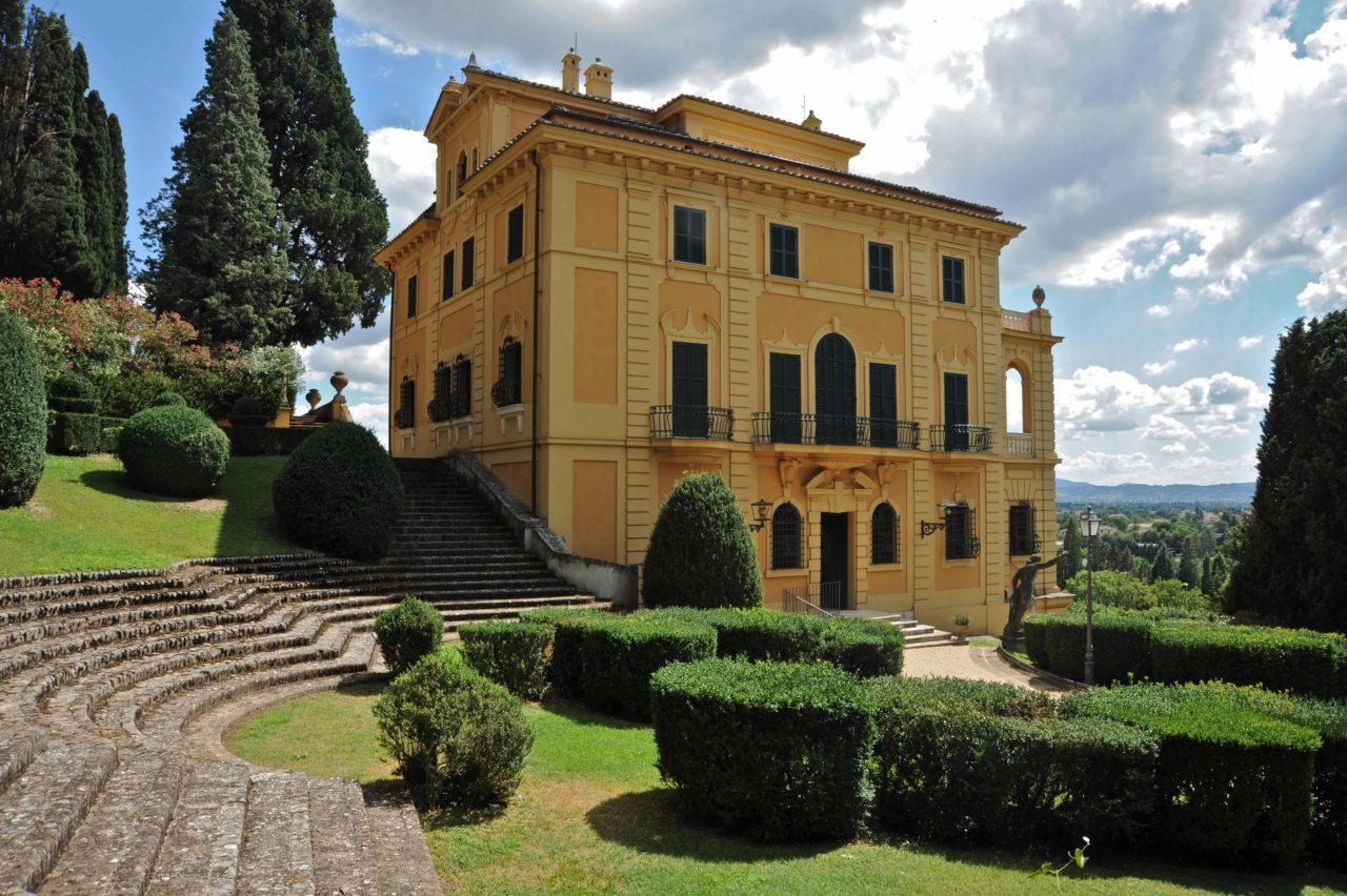 I 5 Giardini piu belli del Centro Italia da visitare almeno una volta Villa Fidelia Spello 1