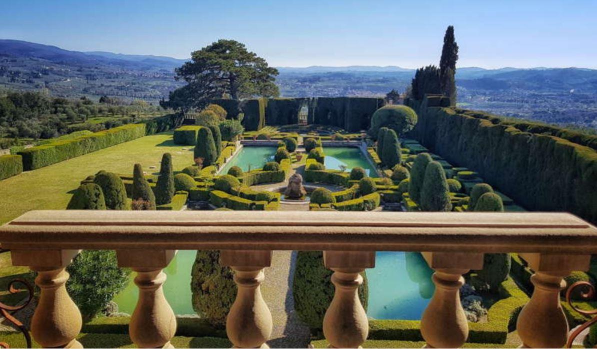 I 5 Giardini piu belli del Centro Italia da visitare almeno una volta Villa Gamberaia 1