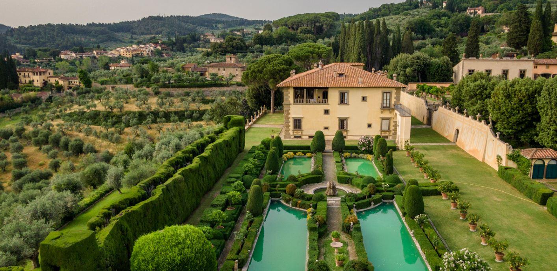 I 5 Giardini piu belli del Centro Italia da visitare almeno una volta Villa Gamberaia 3