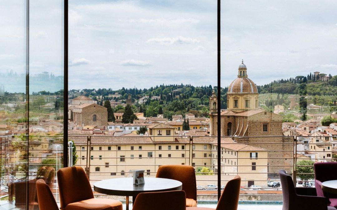 I Rooftop Bar con vista più belli ed esclusivi a Firenze