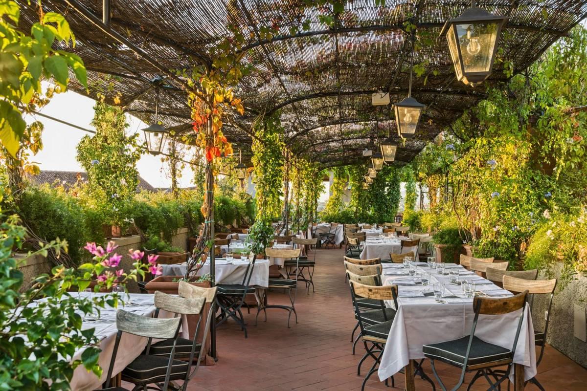I Rooftop Bar con vista piu belli ed esclusivi a Firenze 3 BRoof Outdoor G.HOTEL BAGLIONI
