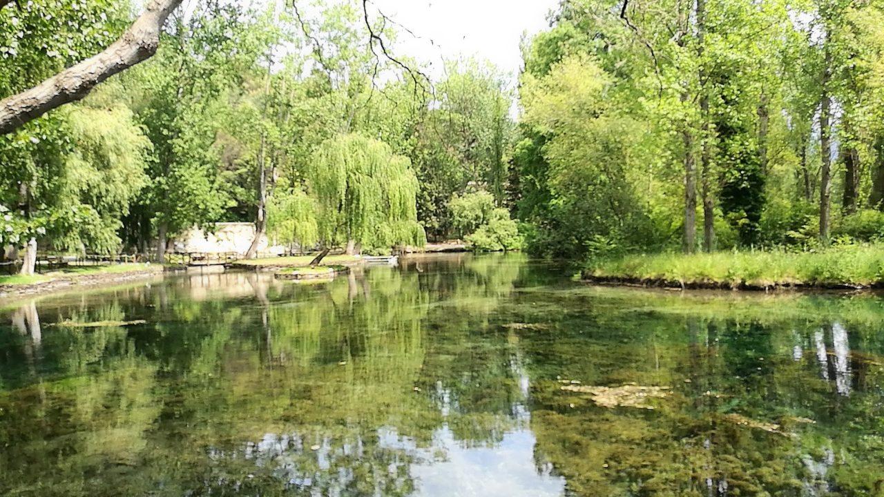 luoghi d'acqua da scoprire in umbria fonti clitunno