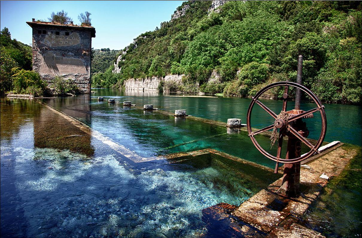 luoghi d'acqua da scoprire in umbria stifone 2